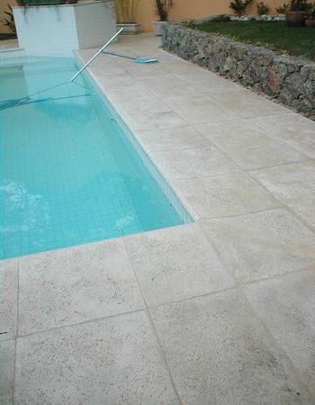 Limestone Ladrinho Hidr Ulico Bordas E Piscinas